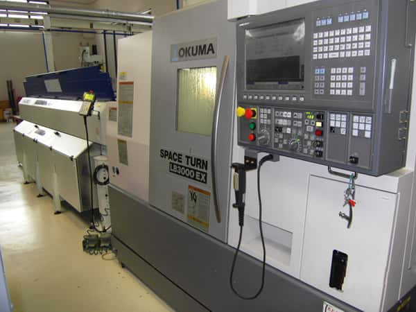 Okuma 3000ex Multi Axis CNC Milling/Turning