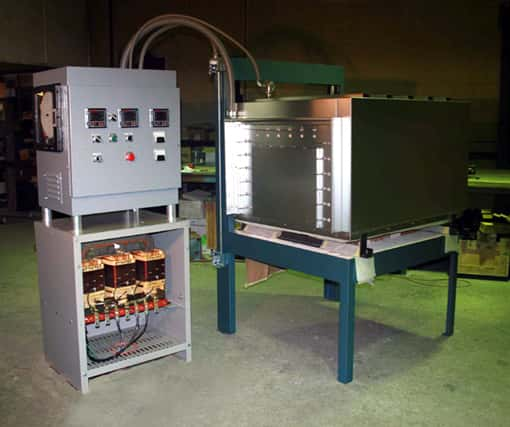Material Heat Treating