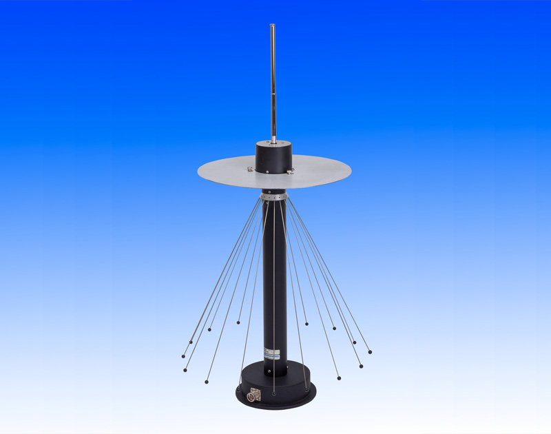 Directional Frequency Counter : Antenna omni directional wideband discone em